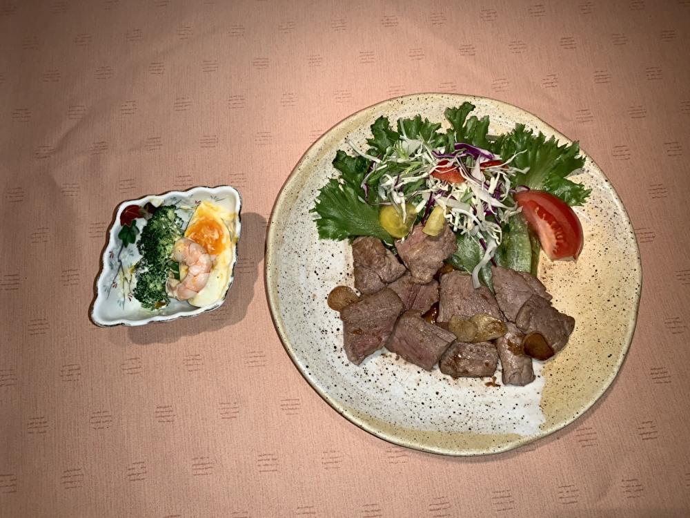 レストランBar 琴|茶碗蒸し+小鉢(1日限定20食)